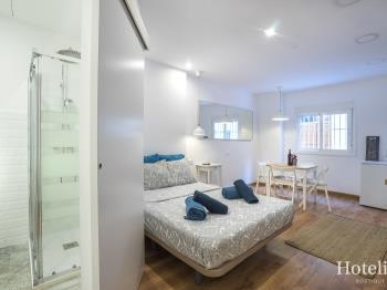 Hotelito Boutique Cinca 1 - Apartment in Hospitalet de Llobregat, Barcelona.